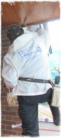 川崎市横浜市東京都の外壁塗装塗り替え専門店の佐藤塗装店川崎市宮前区区の住宅外壁塗装