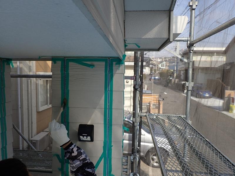 川崎市横浜市東京都の外壁塗装塗り替え専門店の佐藤塗装店川崎市麻生区のアパート外壁塗装