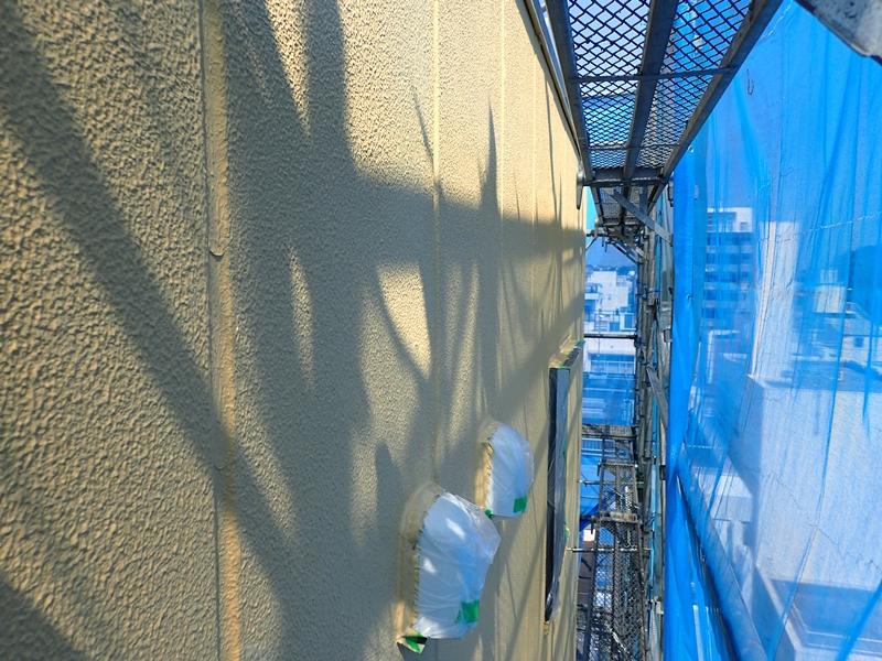 川崎市横浜市東京都の外壁塗装塗り替え専門店の佐藤塗装店川崎市多摩区の住宅外壁塗装