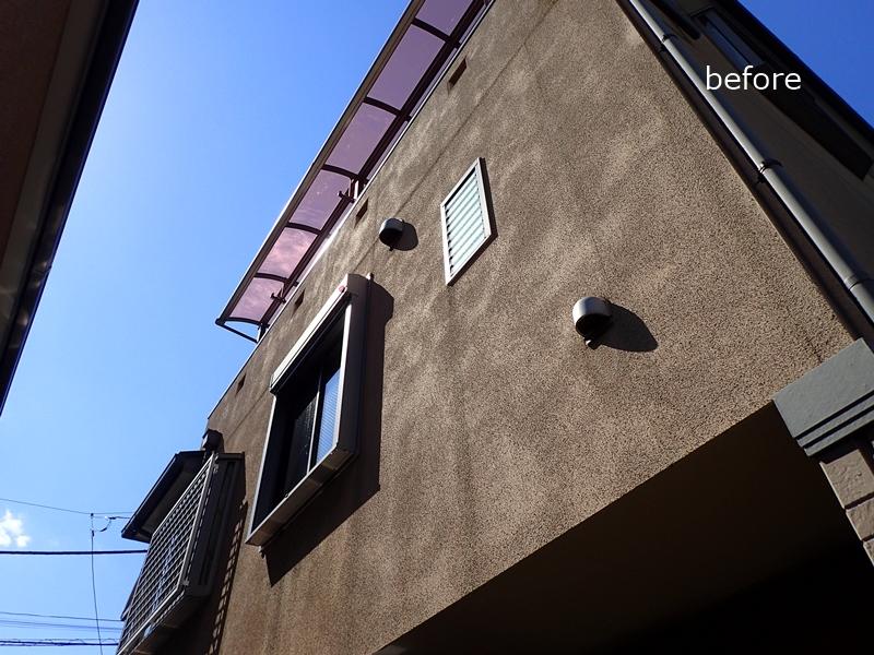 外壁塗装 川崎市高津区住宅