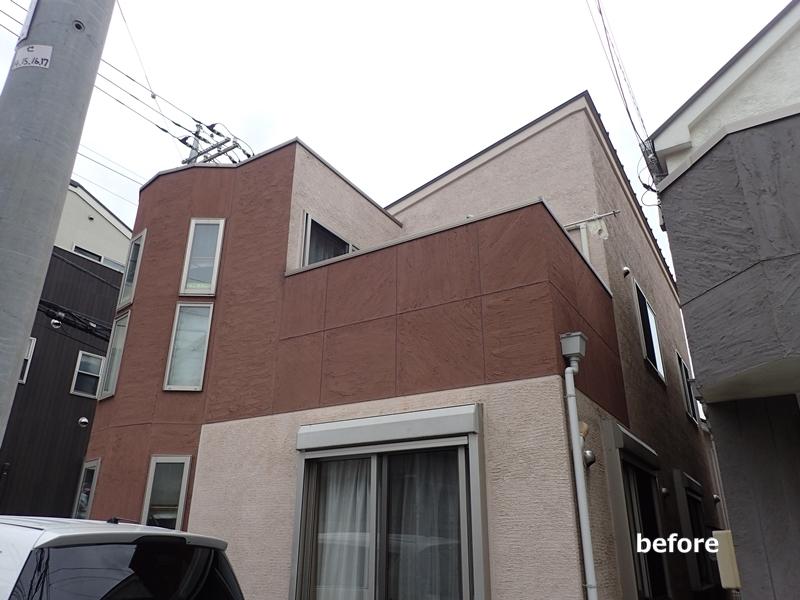 川崎市 中原区 ジョリパット 外壁塗装 施工前 ジョリパットとは