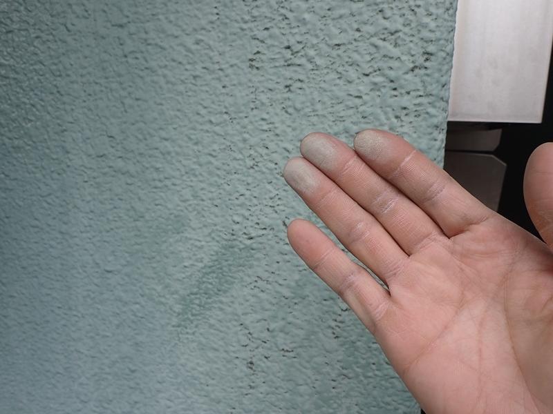 川崎市高津区 マンション塗装 ALC外壁塗装 の施工前
