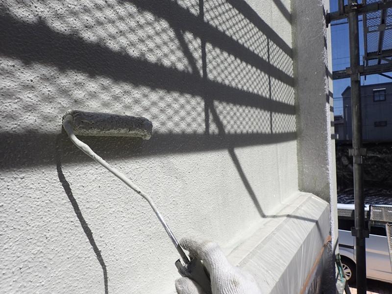 川崎市 高津区 住宅 外壁 塗装 ガイナ 塗装 とダイナミックトップ塗り替え工事 塗装工事 ダイナミックトップ塗装