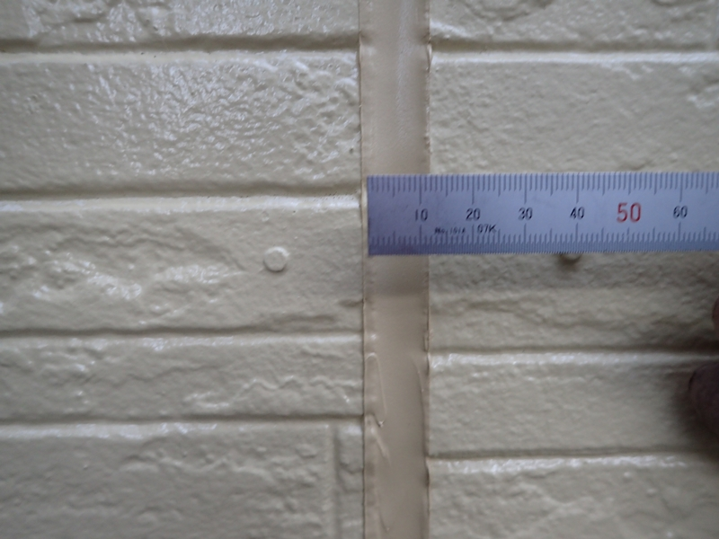 川崎市、東京都、横浜市の外壁塗り替え専門店 佐藤塗装店のサイディング外壁と屋根葺き替え工事 コーキング打替え