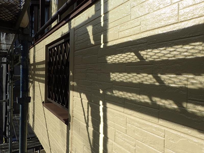 川崎市、東京都、横浜市の外壁塗り替え専門店 佐藤塗装店のサイディング外壁と屋根葺き替え工事