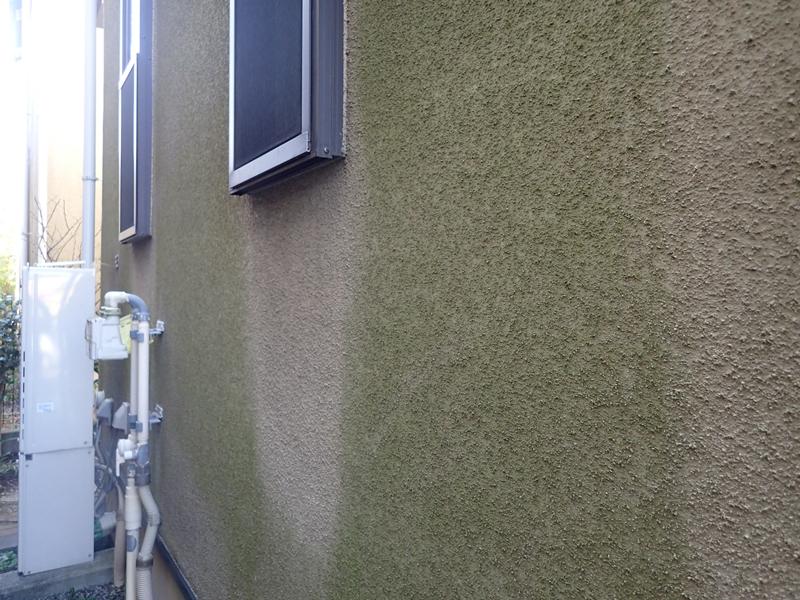 川崎市 、横浜市、 東京都 ジョリパット 塗り替え 外壁塗装  杉並区 住宅 工事前