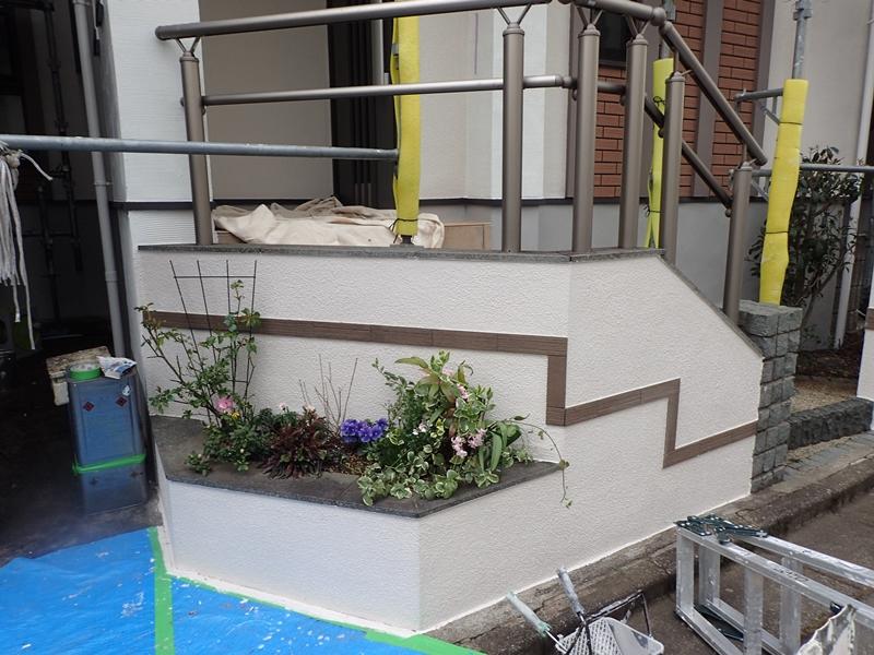 川崎市、横浜市、東京のジョリパット 塗り替え専門店 佐藤塗装店の外壁塗装 ジョリパットフレッシュ