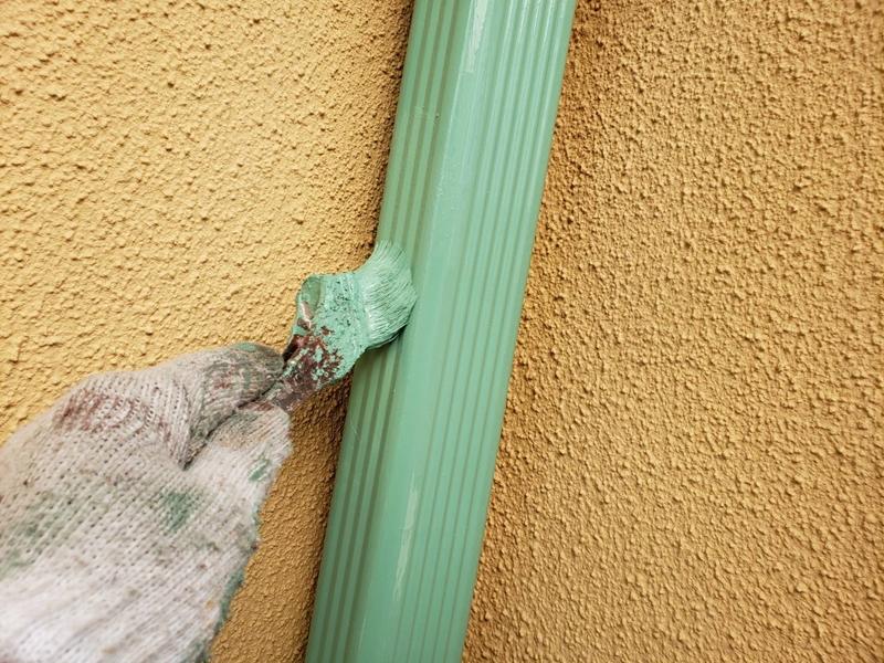 川崎市、横浜市、東京のジョリパット塗り替え専門店 佐藤塗装店の外壁塗装 ジョリパットフレッシュ塗装