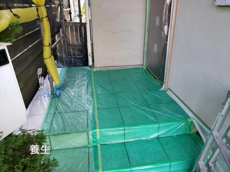 ジョリパット塗り替え 川崎市、横浜市の塗り替え専門店 佐藤塗装店 外壁塗装洗浄工事
