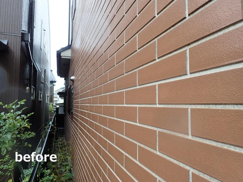 サイディング塗装 ダイナミックトップ、ダイナミックルーフ仕上げ 家塗り替え 工事