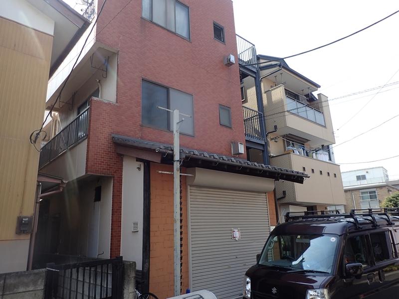 マンション塗り替え 川崎市中原区のマンション改修工事