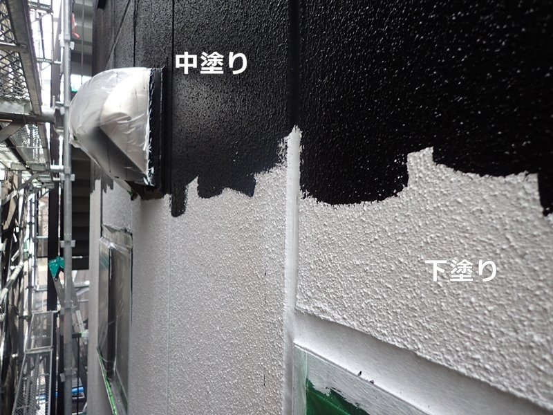 マンション塗り替え マンション改修工事 外壁塗装