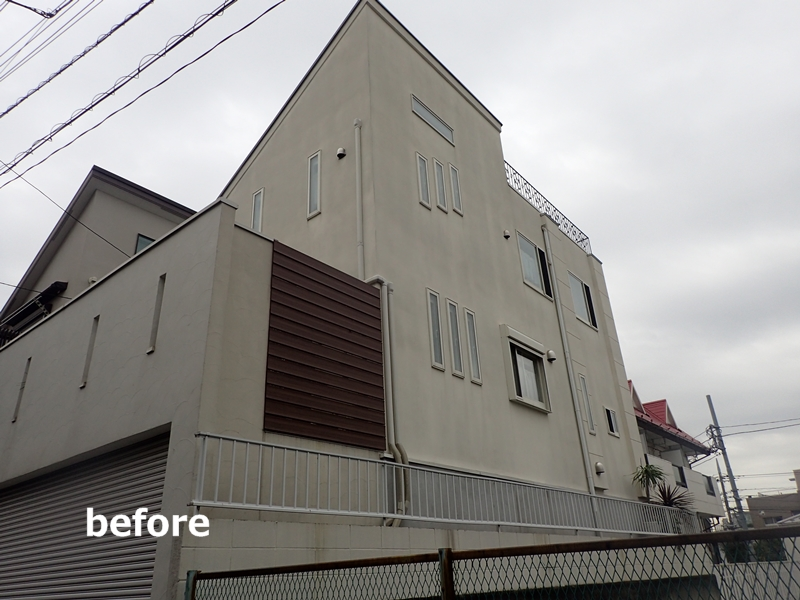 外壁塗装 家の塗り替え工事